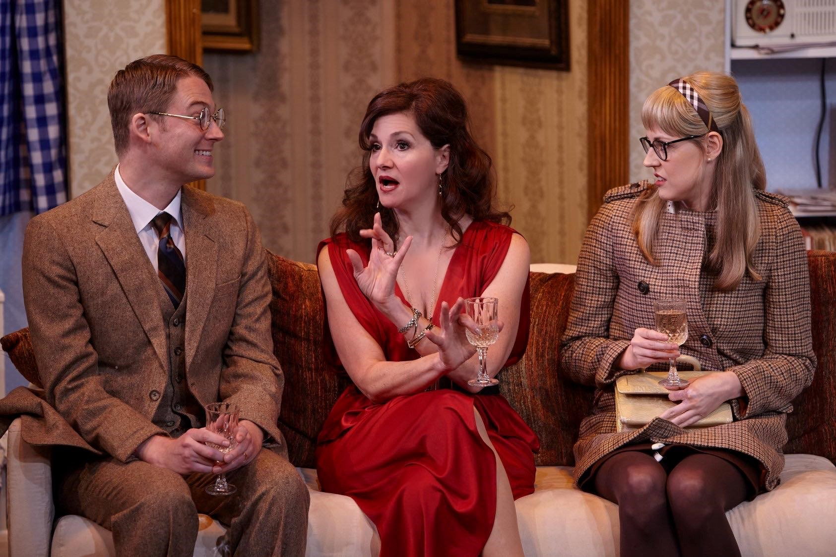 Ben Cole, Jacquelyn Ritz, Noelle Marion in How the Other Half Loves