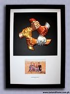 Cast & Frame Signature frame (castandframe)