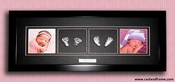 Cast & Frame family frame (castandframe)