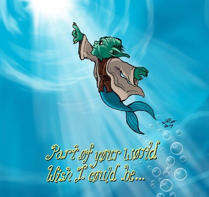Part of Your World Wish I Could Be