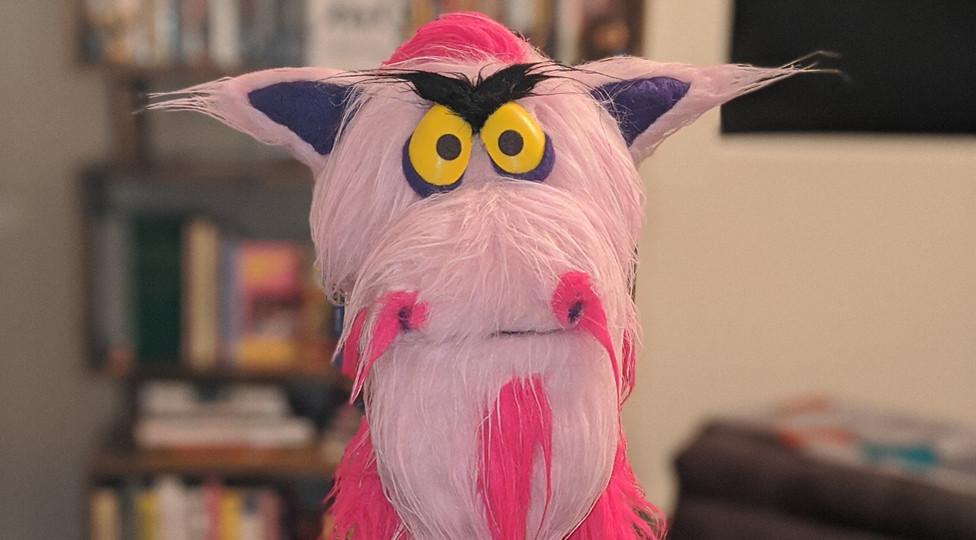 Professor Emeric Pinkfoot