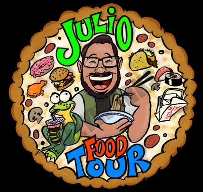 Julio Food Tour Logo