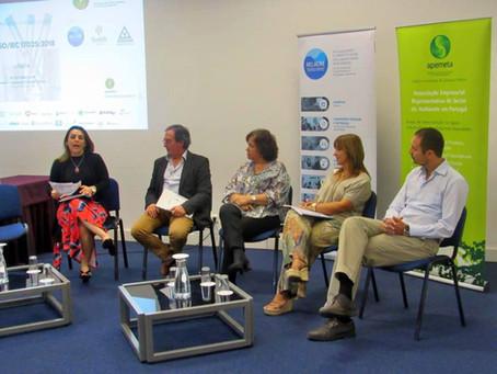 Diretora Técnica da Soldí Ambiental ministra palestra sobre a ISO/IEC 17025:2018 em Lisboa, Portugal