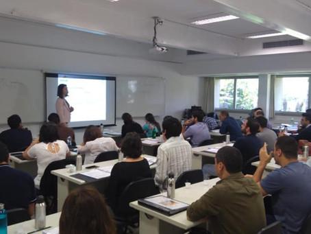 Curso de Técnicas de Remediação parceria entre SENAC e AESAS organizado pela Soldí Ambiental