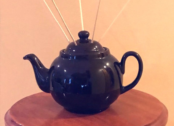 Brown Betty Teapot Diffuser - England