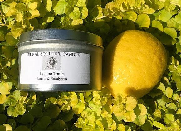 Travel Tin 8 OZ - Lemon Tonic