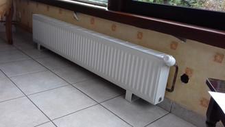 installation de radiateur a Melesse (5).
