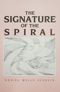 """""""The Signature of the Spiral"""" book cover."""
