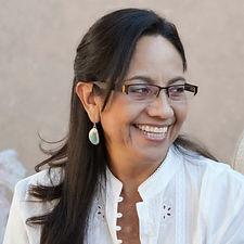 """Portrait of musician """"Lucia Veronica Carmona"""""""