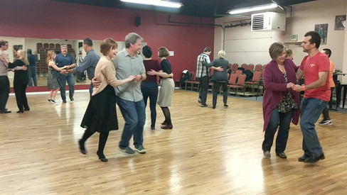 Intro to Swing Class