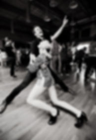 Swing Dance at Eastside Stomp | Ben White Jenna Applegarth