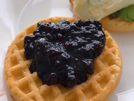 Homemade Blueberry Chia Jam