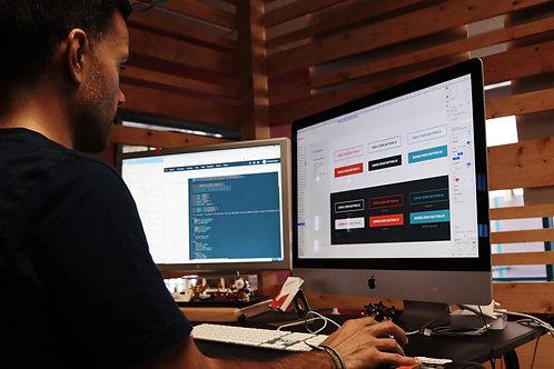 Professional Website Design & Modern Upgrade + Mobile and SEO