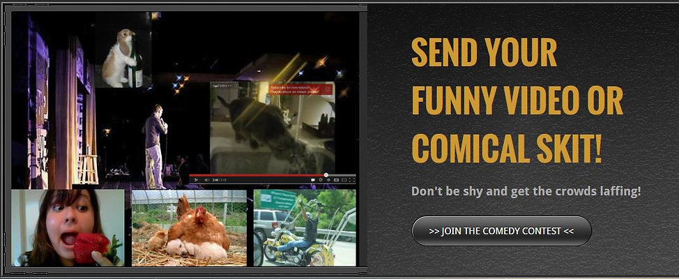 Join MacroDazzle Online Comedy Contest