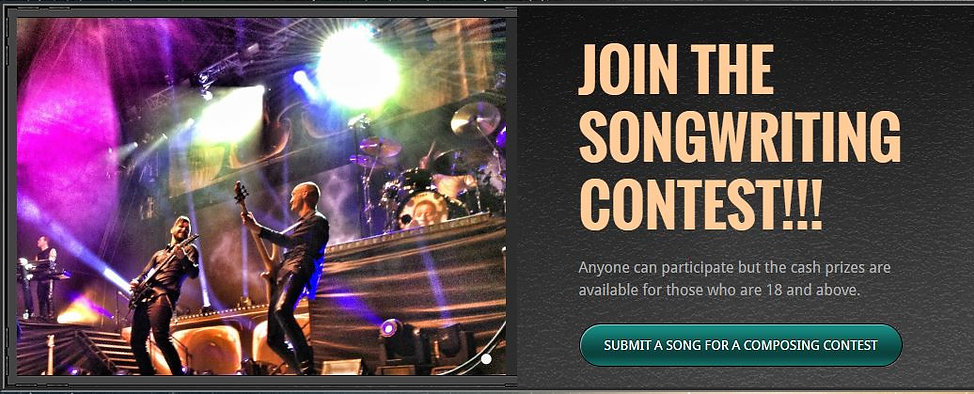 Join Songwriting Music Contest