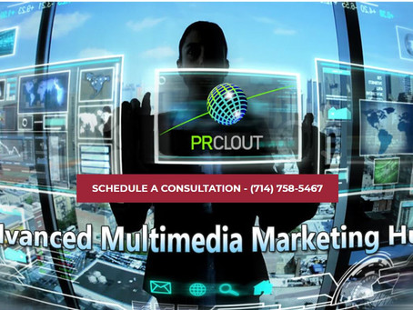 PR Clout Launching Multi-Media Marketing Website Hub
