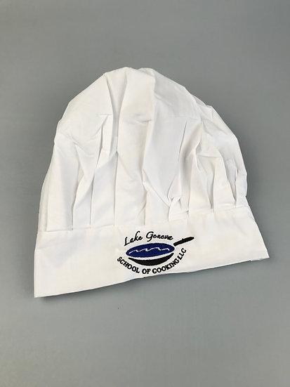 Lake Geneva School of Cooking Chef Hat