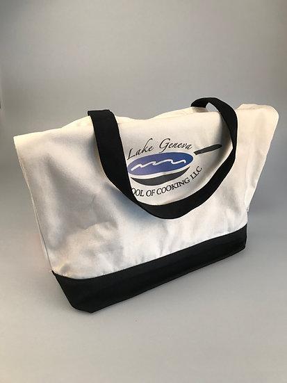 Lake Geneva School of Cooking Tote Bag