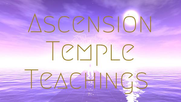 Temple Teachings