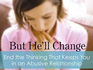 Author Interview with Joanna V. Hunter of But He'll Change
