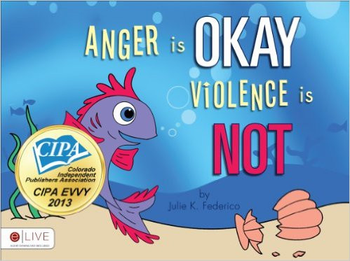 Anger is OKAY, Violence is NOT