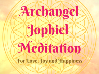 Archangel Jophiel Meditation to Create Joy and Happiness