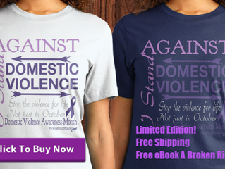 Domestic Violence Awareness Month 2016