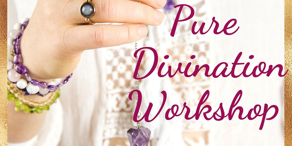 Pure Divination Workshop ✨🔮