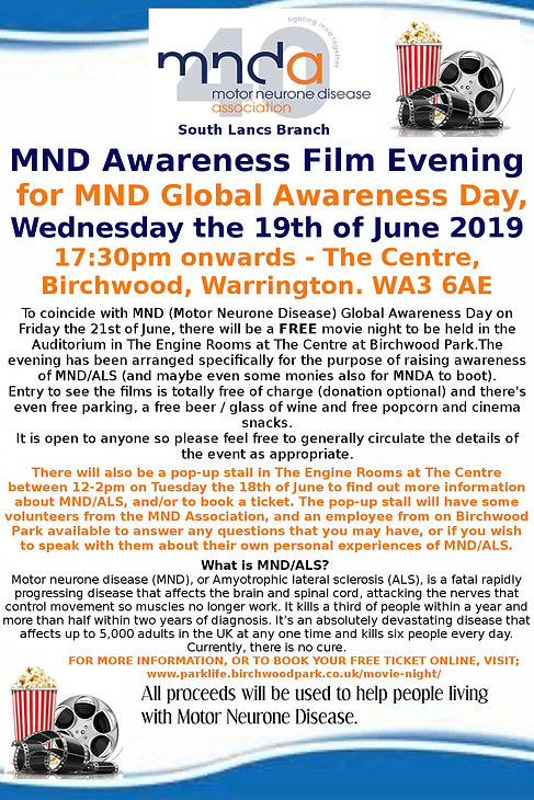 MNDA Awareness Film Evening 19 Poster JP