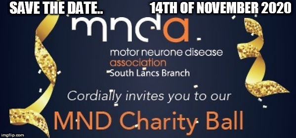 MNDA South Lancs Branch Charity Ball