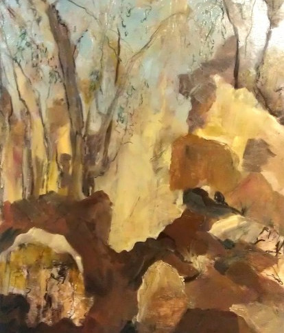 Erosion at the Gully - SOLD
