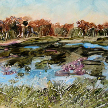 The Waterhole - SOLD