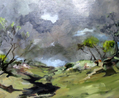 Rain Expected - SOLD