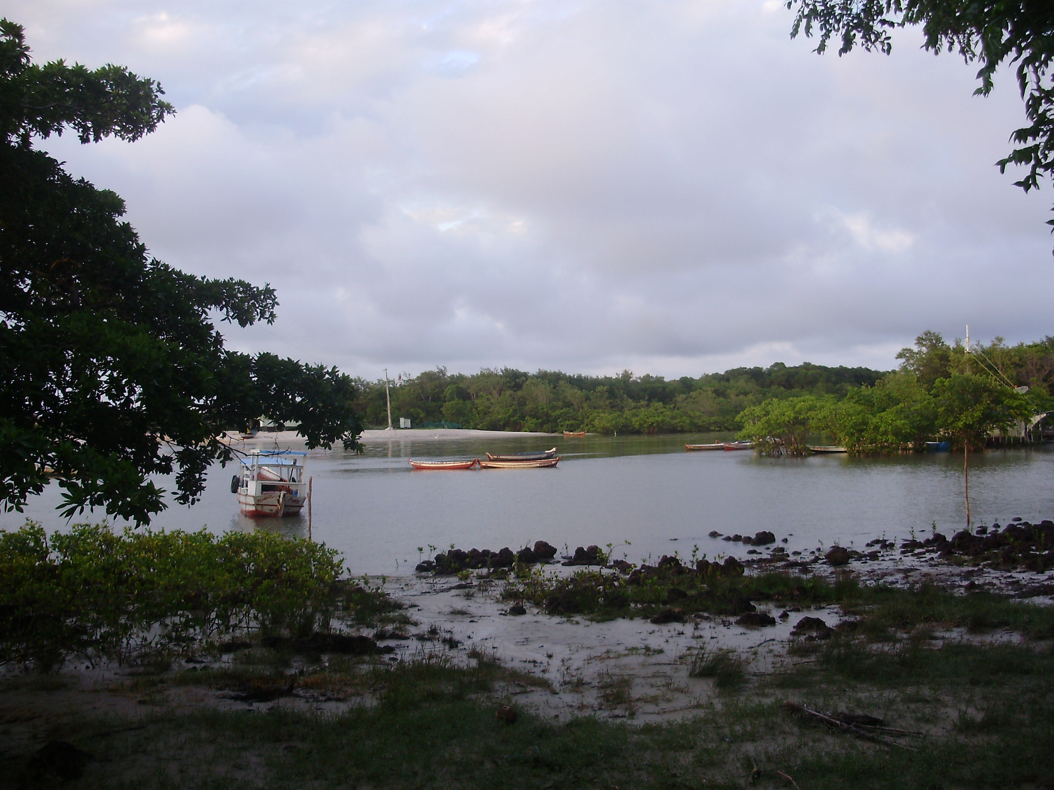 TRAVESSIA DO CANAL