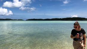 Ishigaki Ø-livet