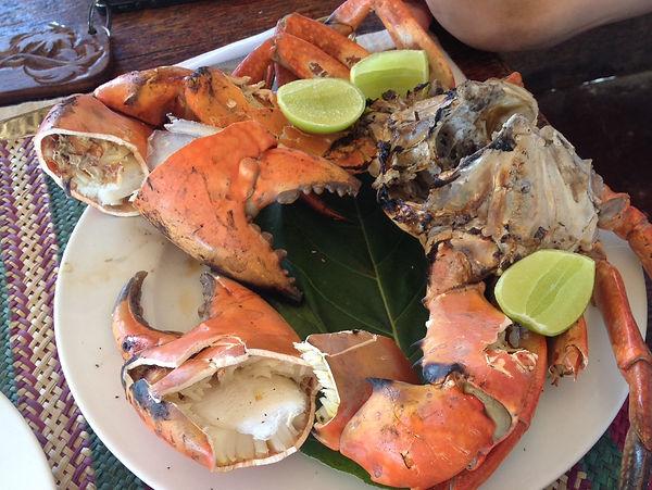 krabbe frisk frokost