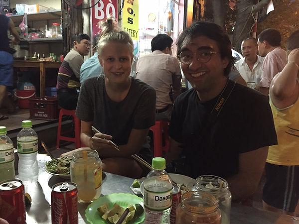 hanoi street kitchen