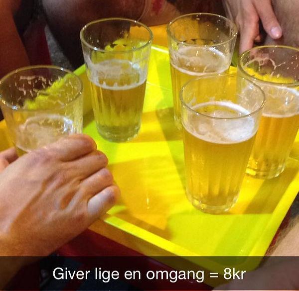 bia hoi øl