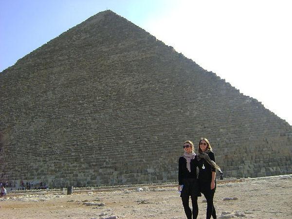 giza pyramiden