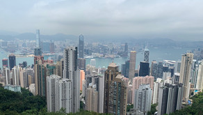 Én uge i Hong Kong