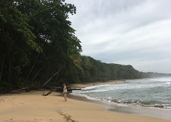 carabisk strand