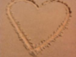 strand hjerte
