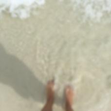 asien hav strandkant
