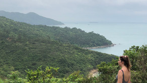 Øen Lamma i Hong Kong