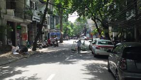 Hanoi - steder, mad og tips!