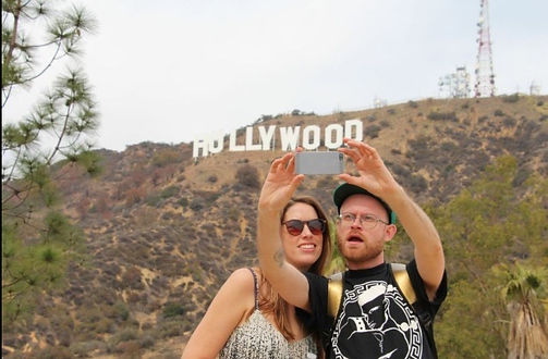 hollywood skiltet