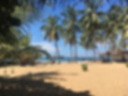 aragum bay upali beach