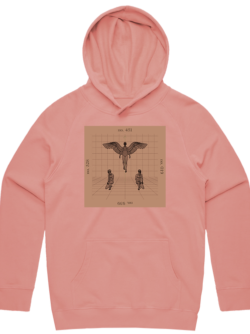 ANGEL DIMENSION HOODIE