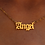 Thumbnail: ANGEL Gold Plated Necklace