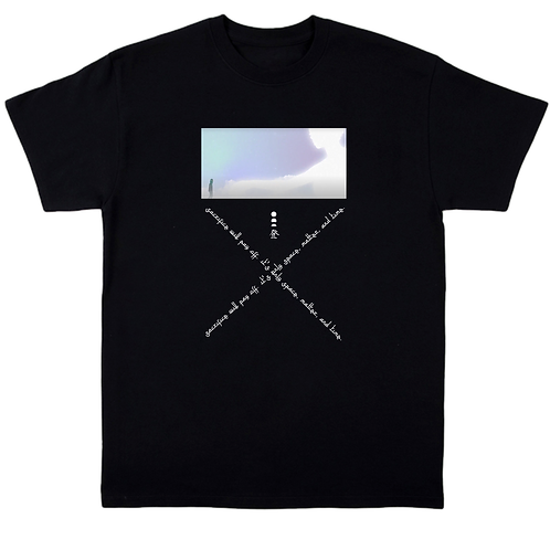 OUTERLUDE TEE